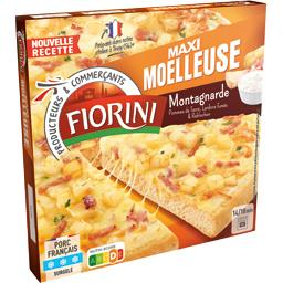 Maxi Moelleuse - Pizza Montagnarde