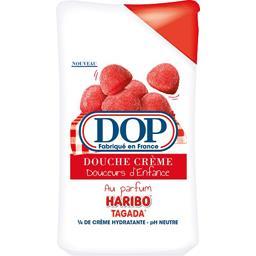 Haribo Dop Douceurs d'Enfance - Douche crème au parfum Haribo Tagada le flacon de 250 ml