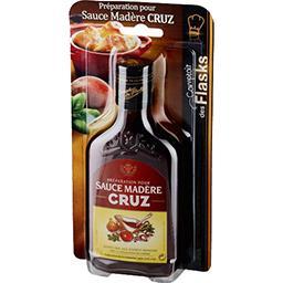 Préparation pour sauce Madère Cruz