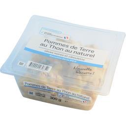 Notre Sélection Pommes de terre au thon au naturel la barquette de 300 g
