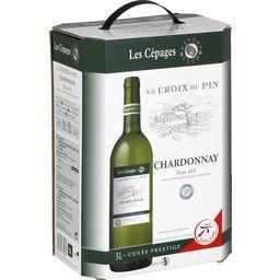 Vin de Pays d'Oc Chardonnay blanc - Les Cépages