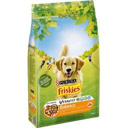 Friskies Friskies Croquettes Vitafit Balance poulet légumes pour chiens le sac de 4 kg