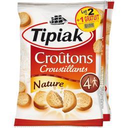 Tipiak Tipiak Croûtons nature croustillants