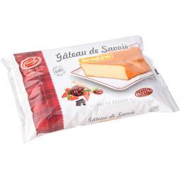 Gâteau de Savoie aux œufs frais