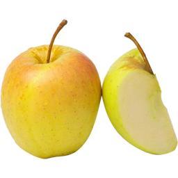 Pommes GOLDEN Zéro résidu de Pesticides