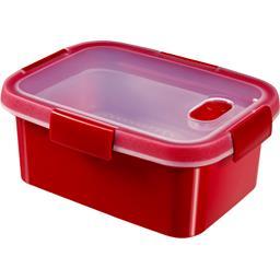 Boite cuit vap MO 1,2 l rectangle