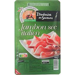 Jambon sec italien