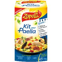 Kit pour paella