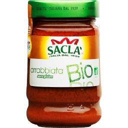 Sauce Arrabiata sans gluten BIO