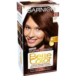 Belle Color - Coloration permanente marron glacé 4.5