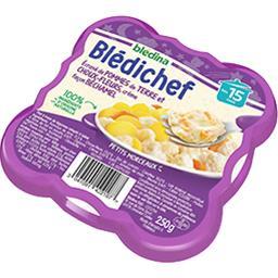 Blédichef - Ecrasé pommes de terre choux-fleurs, béc...