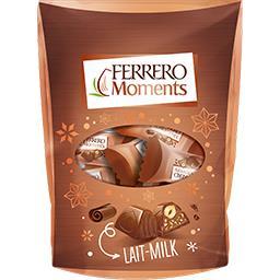 Ferrero Chocolats Moments lait la boite de 124 g