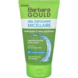 Gel exfoliant micellaire