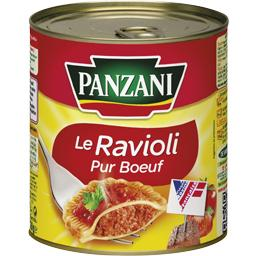 Panzani Le Ravioli pur bœuf