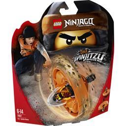 Ninjago - Maître du Spinjitzu Cole 6-14