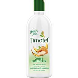 Shampooing 2 en 1 douceur