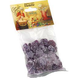 Bonbons arôme violette