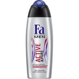 Men - Gel douche Active & Pure corps cheveux & visag...
