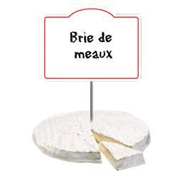 Brie de Meaux AOP 22,80% de MG