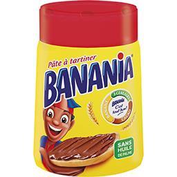 Pâte à tartiner banane, 3 céréales et cacao