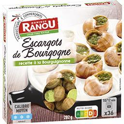 Escargots de Bourgogne recette à la Bourguignonne