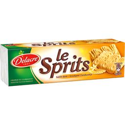 Sprits - Biscuit sablé doré