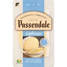Passendale Fromage Lightesse la barquette de 5 tranches - 175 g