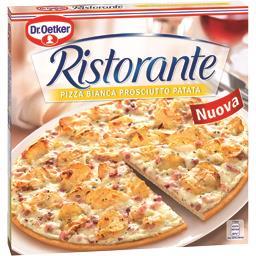 Ristorante - Pizza Bianca Prosciutto Patata