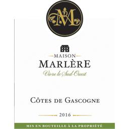 Vin de pays des Côtes de Gascogne, vin blanc