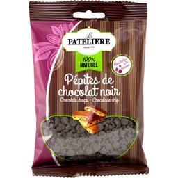 100% Naturel - Pépites de chocolat noir