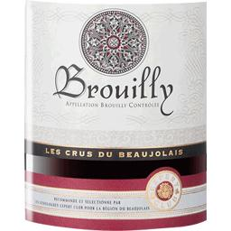 Brouilly, vin rouge