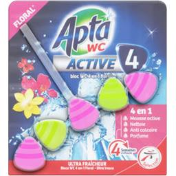 Bloc WC Active 4en1 Floral