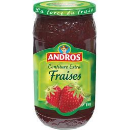 Confiture extra fraises