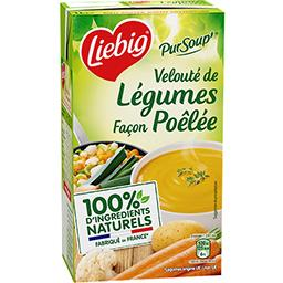 Liebig Liebig Pur'Soup - Velouté de légumes façon poêlée la brique de 1 l
