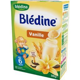 Blédine - Céréales vanille, dès 6 mois