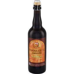 Bière Triple artisanale ambrée
