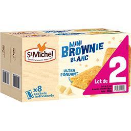 Cocottes - Mini Brownie blanc