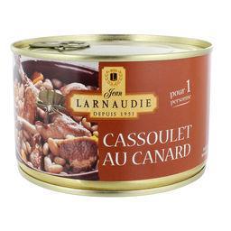 Cassoulet canard