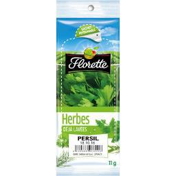 Florette Florette Persil PLAT le sachet de 11 g