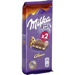 Chocolat au lait Granola l'Original