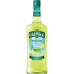 Old Nick Old Nick Cocktail Daïquiri au rhum blanc, citron et citron vert la bouteille de 70 cl