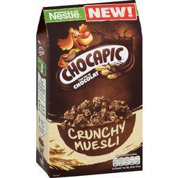 Nestlé Nestlé Céréales Chocapic - Céréales Crunchy Muesli la boite de 420 g