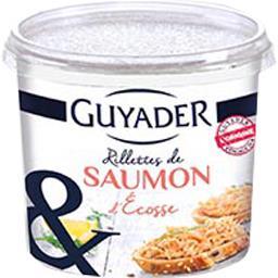 Rillettes de saumon d'Ecosse