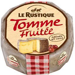 Le Rustique Le Rustique Tomme fruitée le fromage de 280 g