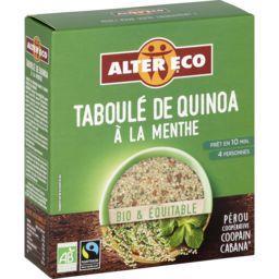 Alter Eco Alter Eco Taboulé blé et quinoa à la menthe BIO & équitable la boite de 250 g