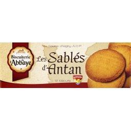 Les sablés d'antan, au beurre d'Isigny AOC