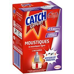 Catch Catch Recharge anti-moustiques 45 nuits la recharge