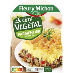 Côté Végétal - Parmentier au cantal