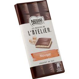 Les Recettes de l'Atelier - Chocolat au lait nougat