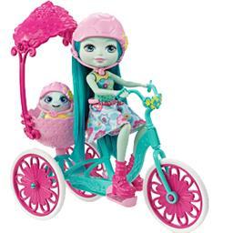 Taylée Tortue à Vélo